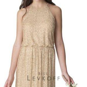 Bill Levkoff Bridesmaid dress 1258